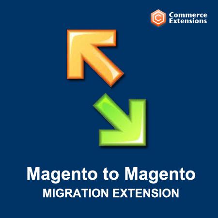 Magento to Magento Migration Tool