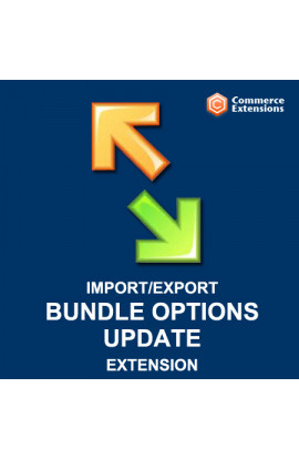Bulk Bundle Options Update Import + Export