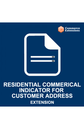 Residential Indicator for Customer Addresses