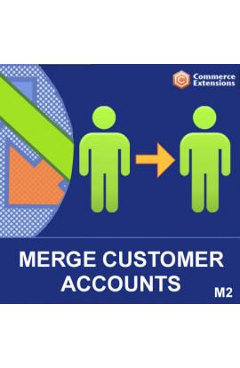 Magento 2 Merge Customer Accounts