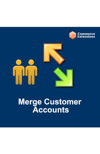 Merge Customer Accounts