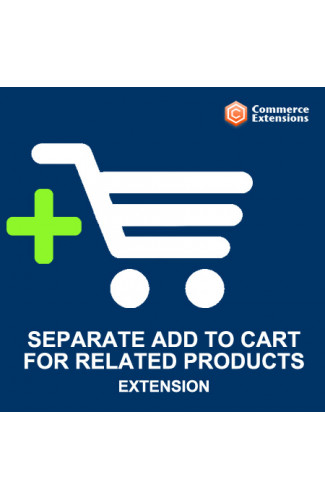 Separate Add to Cart Button for Upsell And Related Products