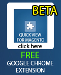 Magento Quick Order View For Google Chrome - FREE BETA EXTENSION!
