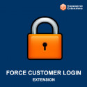 Force User Login for Product Catalog / CMS Pages / Search / Search Terms / Site map / Contact Us