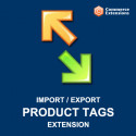 Import + Export Product Tags / Easy Tags / Bulk Product Tags