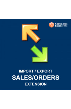 Magento Import + Export Bulk Orders Invoices Shipments (CSV/XML)