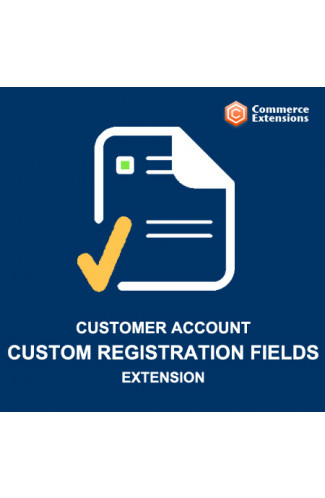 Custom Customer Registration Fields