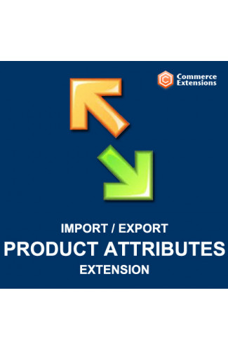 Import + Export Bulk Product Attributes / Attribute Sets / Attribute Options / Multiple Attributes