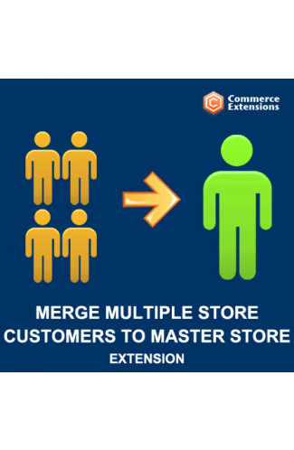 Merge Multiple Store Customers to Master Store