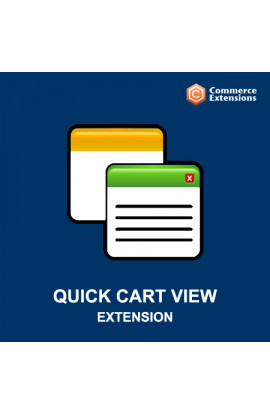 FREE Quick Cart View