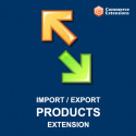 Custom Product Import + Export with Tier Pricing / Custom Options / Configurable and Bundle Product